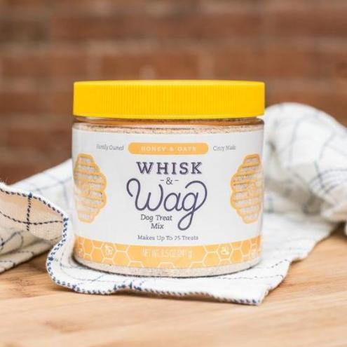 whisk & wag honey